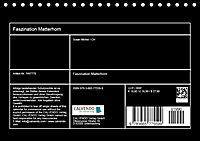 Faszination Matterhorn (Tischkalender 2018 DIN A5 quer) - Produktdetailbild 13