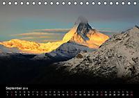 Faszination Matterhorn (Tischkalender 2018 DIN A5 quer) - Produktdetailbild 9
