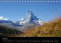 Faszination Matterhorn (Tischkalender 2018 DIN A5 quer) - Produktdetailbild 7