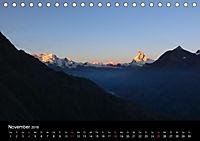 Faszination Matterhorn (Tischkalender 2018 DIN A5 quer) - Produktdetailbild 11