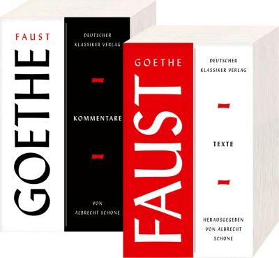 Faust, 2 Tl.-Bde., Johann Wolfgang von Goethe
