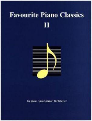 Favourite Piano Classics, für Klavier