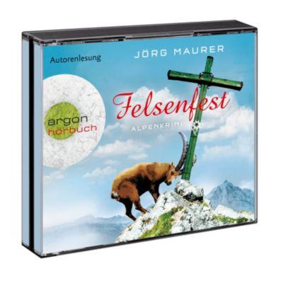 Felsenfest, 6 CD, Jörg Maurer
