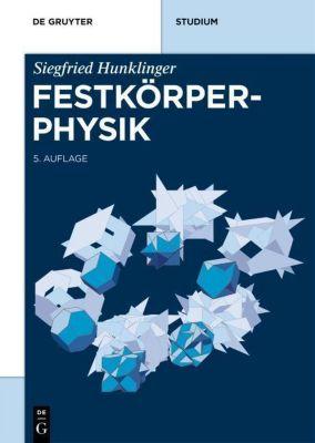 Festkörperphysik, Siegfried Hunklinger
