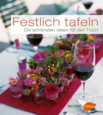 Festlich tafeln, Karen Meier-Ebert, Susanne Mansfeld