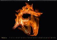 Feuerdrache (Wandkalender 2018 DIN A2 quer) - Produktdetailbild 2