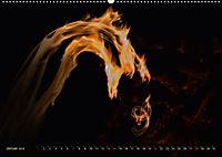 Feuerdrache (Wandkalender 2018 DIN A2 quer) - Produktdetailbild 1
