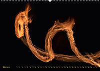 Feuerdrache (Wandkalender 2018 DIN A2 quer) - Produktdetailbild 3