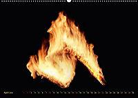 Feuerdrache (Wandkalender 2018 DIN A2 quer) - Produktdetailbild 4