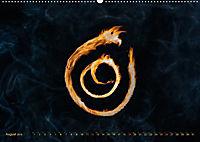 Feuerdrache (Wandkalender 2018 DIN A2 quer) - Produktdetailbild 8
