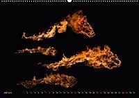Feuerdrache (Wandkalender 2018 DIN A2 quer) - Produktdetailbild 7