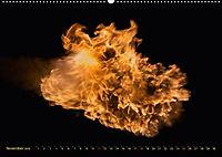 Feuerdrache (Wandkalender 2018 DIN A2 quer) - Produktdetailbild 11