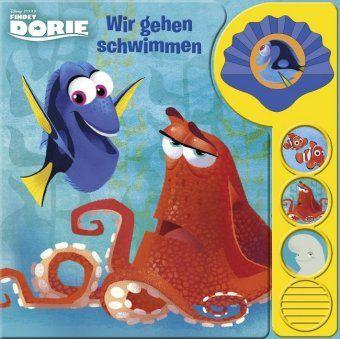 Findet Dorie - Wir gehen schwimmen, m. Soundeffekten