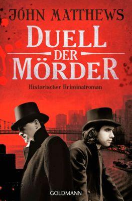 Finley Jameson Band 2: Duell der Mörder, John Matthews