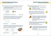 Fit für die Schule: Das kann ich! Textaufgaben einfach lösen 4. Klasse - Produktdetailbild 2