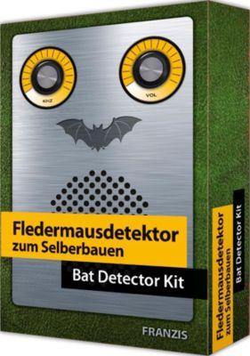 Fledermausdetektor selbst gebaut, Bausatz; Bat Detector Kit, Burkhard Kainka