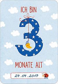 Fotokarten-Box - BabyGlück - Babys erstes Jahr - Deine Meilensteine - Produktdetailbild 4