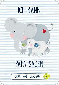 Fotokarten-Box - BabyGlück - Babys erstes Jahr - Deine Meilensteine - Produktdetailbild 1