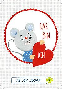 Fotokarten-Box - BabyGlück - Babys erstes Jahr - Deine Meilensteine - Produktdetailbild 3
