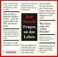 Fragen an das Leben, 1 Audio-CD, Rolf Dobelli