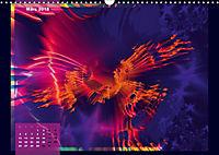 fraktale Schöpfung (Wandkalender 2018 DIN A3 quer) - Produktdetailbild 3
