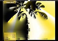 fraktale Schöpfung (Wandkalender 2018 DIN A3 quer) - Produktdetailbild 8