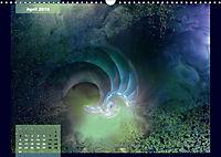 fraktale Schöpfung (Wandkalender 2018 DIN A3 quer) - Produktdetailbild 4