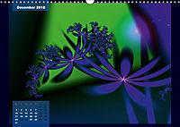 fraktale Schöpfung (Wandkalender 2018 DIN A3 quer) - Produktdetailbild 12