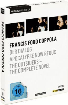 Francis Ford Coppola, 3 DVD Box
