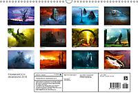 FRANKsREICH dreamworld 2018 (Wandkalender 2018 DIN A3 quer) Dieser erfolgreiche Kalender wurde dieses Jahr mit gleichen - Produktdetailbild 13