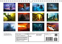 FRANKsREICH dreamworld 2018 (Wandkalender 2018 DIN A4 quer) Dieser erfolgreiche Kalender wurde dieses Jahr mit gleichen - Produktdetailbild 13