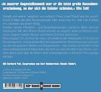 """Franz Josef Strauß. """"Mich können Sie nicht stoppen, ich bin da!"""", 2 Audio-CDs - Produktdetailbild 1"""