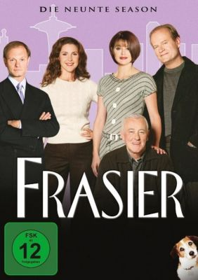 Frasier - Die neunte Season, Kelsey Grammer,David Hyde Pierce Peri Gilpin