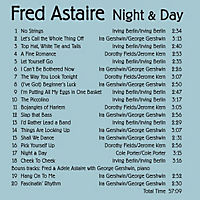 Fred Astaire - Night & Day, CD - Produktdetailbild 1