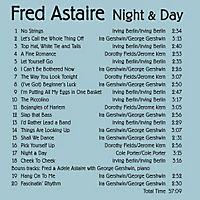 Fred Astaire - Night & Day, CD - Produktdetailbild 1