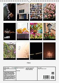 FREE (Wandkalender 2018 DIN A3 hoch) - Produktdetailbild 13