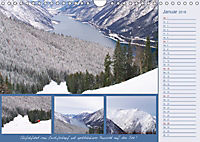 Freizeitparadies Achensee - Genuss-Erlebnisse auf,über und um den See (Wandkalender 2018 DIN A4 quer) - Produktdetailbild 1