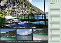 Freizeitparadies Achensee - Genuss-Erlebnisse auf,über und um den See (Wandkalender 2018 DIN A4 quer) - Produktdetailbild 7