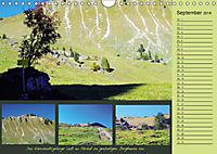 Freizeitparadies Achensee - Genuss-Erlebnisse auf,über und um den See (Wandkalender 2018 DIN A4 quer) - Produktdetailbild 9