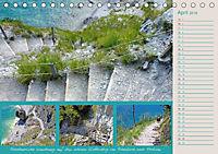 Freizeitparadies Achensee - Genuss-Erlebnisse auf,über und um den See (Tischkalender 2018 DIN A5 quer) - Produktdetailbild 4