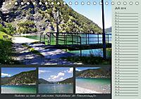 Freizeitparadies Achensee - Genuss-Erlebnisse auf,über und um den See (Tischkalender 2018 DIN A5 quer) - Produktdetailbild 7