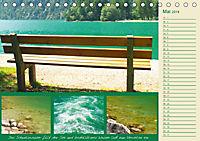 Freizeitparadies Achensee - Genuss-Erlebnisse auf,über und um den See (Tischkalender 2018 DIN A5 quer) - Produktdetailbild 5