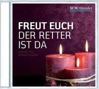 Freut euch der Retter ist da, 2 Audio-CDs, Various