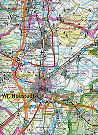 Freytag & Berndt Stadtplan Wiener Neustadt - Produktdetailbild 1
