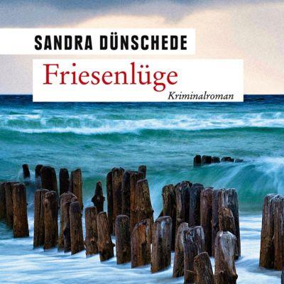 Friesenlüge, 1 MP3-CD, Sandra Dünschede