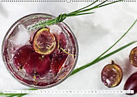 Frisches Aromawasser (Wandkalender 2018 DIN A2 quer) - Produktdetailbild 10