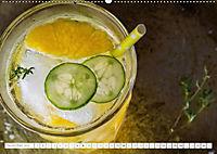Frisches Aromawasser (Wandkalender 2018 DIN A2 quer) - Produktdetailbild 12