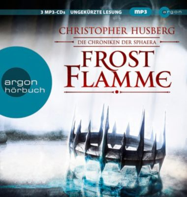 Frostflamme, 2 MP3-CDs, Christopher B. Husberg