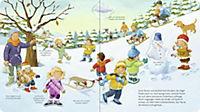 Frühling, Sommer, Herbst und Winter - Mein großes Jahreszeiten-Spielbuch - Produktdetailbild 2