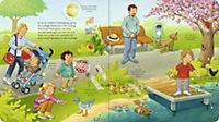 Frühling, Sommer, Herbst und Winter - Mein grosses Jahreszeiten-Spielbuch - Produktdetailbild 1